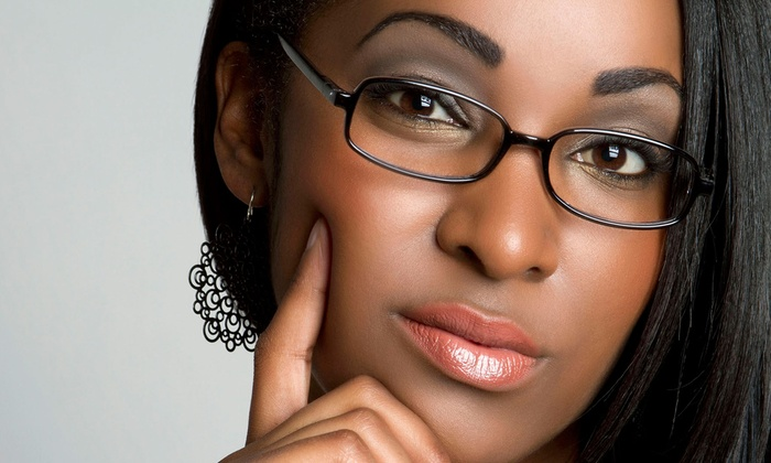 Flatbush Optical - Multiple Locations: $35 for an Eye Exam and $150 Toward a Complete Pair of Glasses at Flatbush Optical ($219 Value)