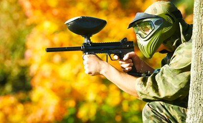image for Paintball With Lunch Each from £6 at A.K. Paintball