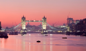 Seasoned Events, Tower Bridge: 'Love Is In The Air' Tower Bridge Experience With Champagne and Chocolates from £19