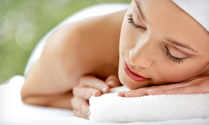 A-1 Amazing Massage & Day Spa - Tomball: One or Three Slimming Body Wraps with Steam Tent at A-1 Amazing Massage & Day Spa (Up to 55% Off)
