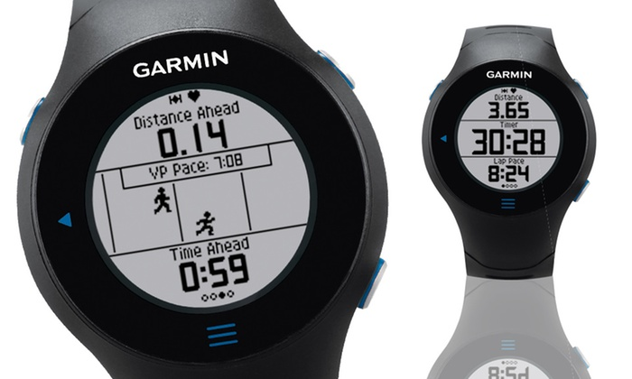 Garmin Forerunner 610 Touchscreen GPS Training Watch (Refurbished): Garmin Forerunner 610 Touchscreen GPS Training Watch (GA-010N094710) (Refurbished). Free Shipping and Returns.