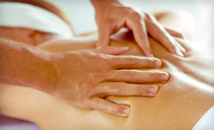 60-minute massage with hot-stone and aromatherapy ($120 value) - Sunflower Massage Studio in Maplewood