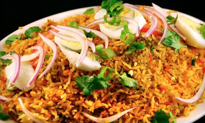 Ganesha Indian Cuisine - Birdland: $25 Worth of Indian Fare