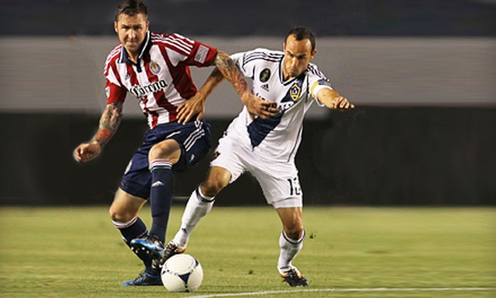 Chivas USA - Carson: Chivas USA Soccer Match at the Home Depot Center in Carson against LA Galaxy, Seattle Sounders FC, or San Jose Earthquakes (Up to 51% Off)