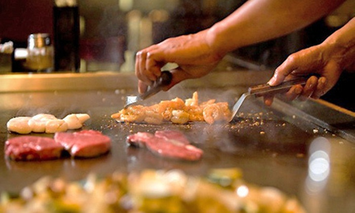 Chef Honda Restaurant - Westerville: $65 for a Private Hibachi Experience and Asian Dinner for Two at Chef Honda Restaurant ($190 Value)
