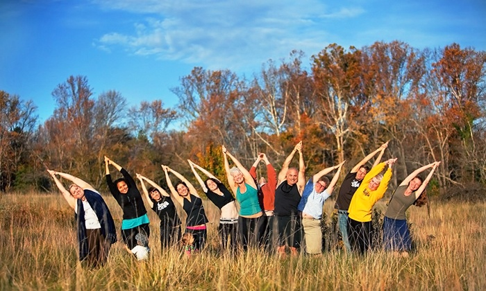 Hot Yoga Asheville - Asheville: 10 or 20 Classes at Hot Yoga Asheville (Up to 71% Off)