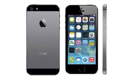 apple iphone 5 5s reconditionn groupon shopping. Black Bedroom Furniture Sets. Home Design Ideas