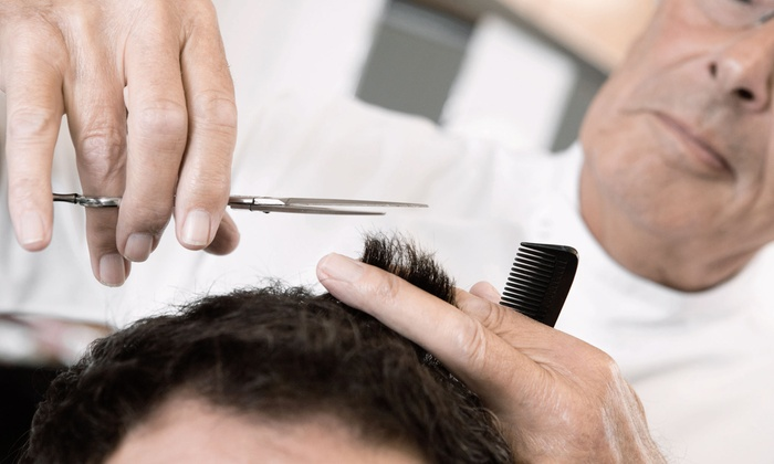 Eclips Barber Shop - Murfreesboro: Men's or Women's Salon Packages at Eclips Barber Shop (Up to 63% Off). Four Options Available.