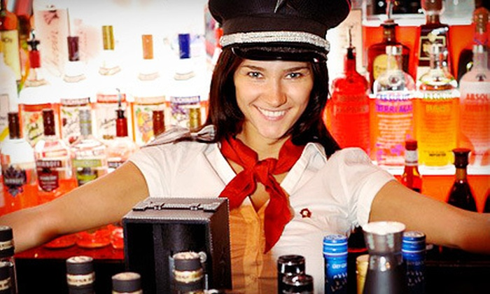 Nasha Rasha - Flatiron District: $49 for Russian Cuisine and Drinks for Two at Nasha Rasha (Up to $130 Value)