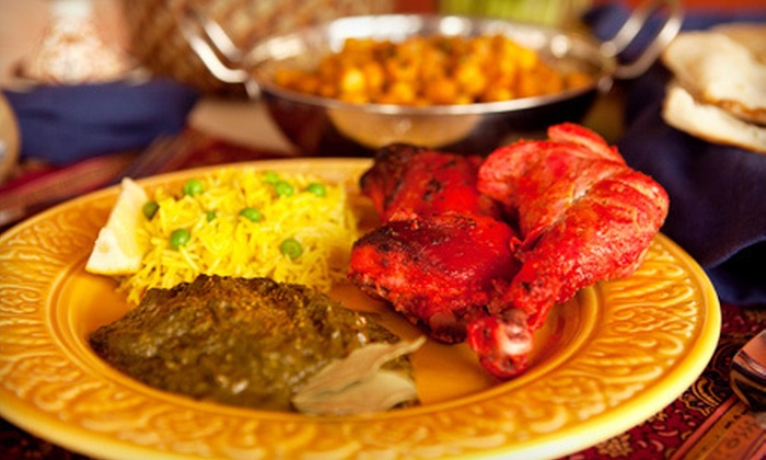 Indian Garden - West Rogers Park: $15 for $30 Worth of Indian Food and Drinks at Indian Garden