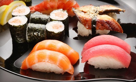 Japanese Cuisine for Two or More at Dinner or Lunch at Kenro's (Up to 52% Off)