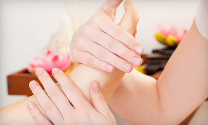 Herbel Healing - Arvada: One or Two 60-Minute Foot-Reflexology Sessions at Herbel Healing (Up to 58% Off)