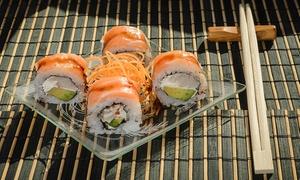 My Sushi: Desde $219 por 30 o 60 piezas de sushi en My Sushi