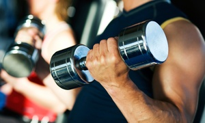 Underground Fitness: Two or Four Private Personal-Training Sessions at Underground Fitness (Up to 69% Off)