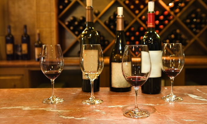 Pavoni's Wine Bar at Ciao Bella - Jackson: Wine-Tasting Package with Paired Small Plates for Two or Four at Pavoni's Wine Bar at Ciao Bella (Up to 63% Off)