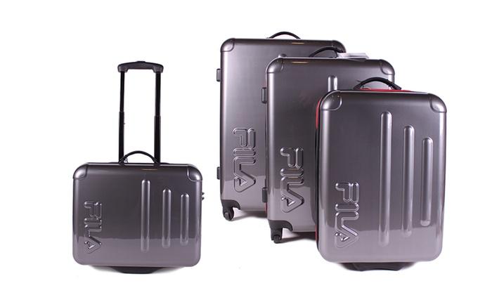 Fila Hard-Shell Suitcase  d0cb1b3035024