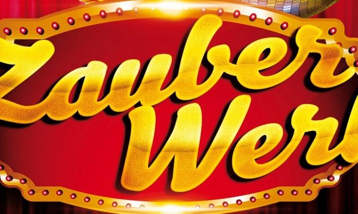 """2 Tickets für die magische Comedy-Mixed-Show """"Zauberwerk"""" im Theater im Walzwerk (bis zu 50% sparen)"""