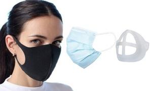 Supports de masque 3D plus respirant