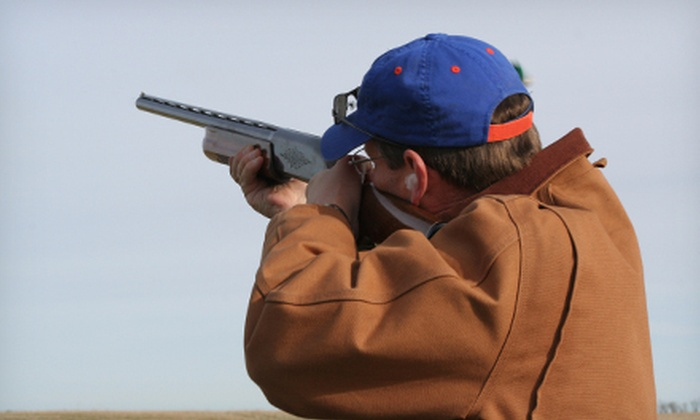 Camanche Hills Hunting Preserve - Ione: Introductory Sporting-Clays Class with Gun and Ammo for Two or Four at Camanche Hills Hunting Preserve (Up to 57% Off)