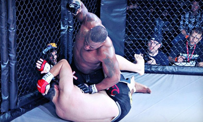Immortal Kombat III - Southeast Montgomery: Immortal Kombat III MMA Event for Two or Four in Spring on June 16 at 6 p.m. (Up to 54% Off). Three Options Available.