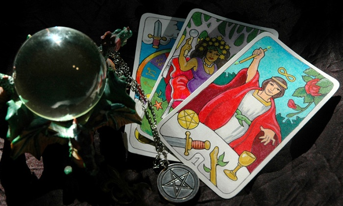 Psychic Visions - Pasadena - Mid Central: One or Two Tarot Card Readings or a Palm Reading at Psychic Visions - Pasadena (Up to 80% Off)