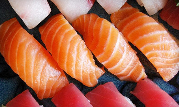 Pier Sushi - Springfield: $10 for $20 Worth of Asian Fare for Parties of Two or More at Pier Sushi