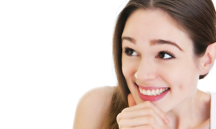 Wildflower Family Dentistry - Hillcrest Plaza: Dental Exam, X-rays, Cleaning, and Optional Take-Home Whitening Trays at Wildflower Family Dentistry (94% Off)