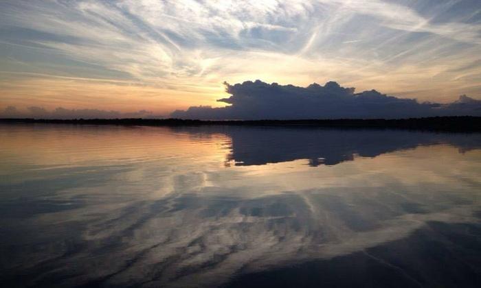 Lake Weir Sunset/sunrise Cruises - East Marion: $125 for $250 for a Sunrise or Sunset Boat Cruise— Lake Weir Sunset/Sunrise Cruises