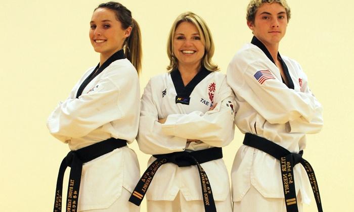 Tae Ryong Taekwondo Ventura - Ventura: $30 for $120 Worth of Martial-Arts Lessons — Tae Ryong Taekwondo Ventura
