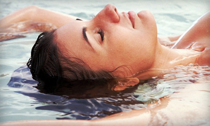 Zazen - Cow Hollow: One or Three 60-Minute Sensory-Deprivation Floats at Zazen (Up to 56% Off)