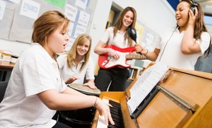 Just Rock Enterprises: $20 for One 30-Minute Music Lesson via Skype from Just Rock Enterprises ($20 Value)