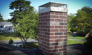 Fred's Chimney Magic: $59 for a Chimney Cleaning and Safety Inspection from Fred's Chimney Magic ($175 Value)