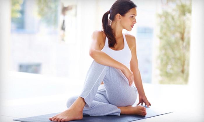 Namaste Yoga of Kensington - Kensington & Parkville: 5, 10, or 20 Yoga, Belly-Dancing, Pilates, or Zumba Classes at Namaste Yoga of Kensington in Brooklyn (Up to 87% Off)