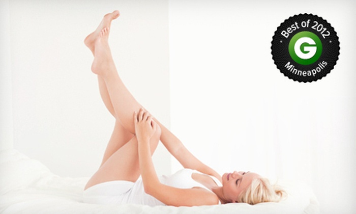 Sedona Skin Spa - Multiple Locations: Three Laser Hair-Removal Treatments on a Small, Medium, or Large Area at Sedona Skin Spa (Up to 56% Off)