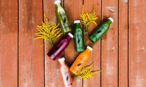 Enjoy the juice: Witaminowy detoks sokowy od 69,99 zł z cateringiem Enjoy the juice