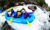 Liquid Descent Whitewater Rafting: Season: 5/5 - 10/15, 2018 - Idaho Springs: $37 for Half a Day of Whitewater Rafting for One from Liquid Descent Whitewater Rafting ($57 Value)