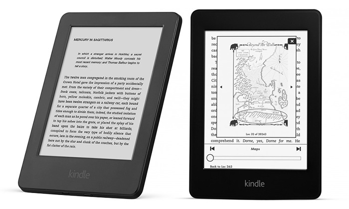 Kindle e reader or paperwhite groupon goods kindle e reader or paperwhite fandeluxe Choice Image