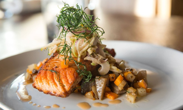 15 Walnut - North Salem: Casual Cuisine for Two or More at 15 Walnut (47% Off)