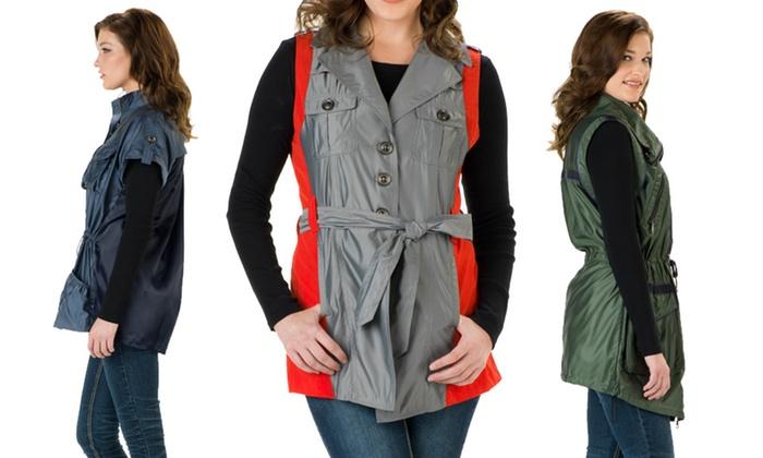G.E.T. Women's Vests: G.E.T. Women's Vests. Multiple Styles Available. Free Returns.