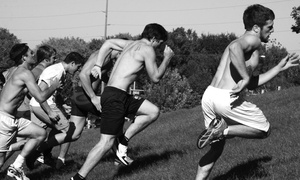 Man Up Boot Camp: Three- or Six-Week Boot-Camp Program at Man Up Boot Camp (Up to 85% Off). Three Options Available.