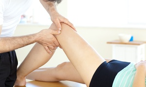 Rehab Physiotherapy: Terapia manualna lub drenaż limfatyczny i kinesiotaping: wizyta u fizjoterapeuty od 149,99 zł i w Rehab Physiotherapy