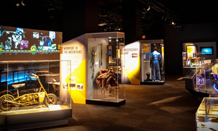 """Spy: The Exhibit, CIA Gadgets & Stories Revealed - Discovery Times Square: """"Spy: The Exhibit, CIA Gadgets & Stories Revealed"""" Exhibit for Kid or Adult at Discovery Times Square (Half Off)"""