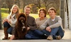 """Bretari Photography: $49 for a One-Hour On-Location Family Photo Shoot and an 8""""x10"""" Print from Bretari Photography ($125 Value)"""