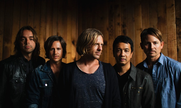 Switchfoot - Yakima: Switchfoot Concert for Two at Capitol Theatre on November 17 at 7 p.m. (Up to Half Off)