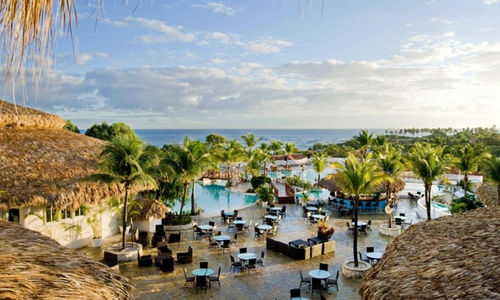 Cofresi Palm Beach & Spa Resort - Puerto Plata, Dominican Republic: All-Inclusive VIP Stay at Cofresi Palm Beach & Spa Resort in Puerto Plata, Dominican Republic. Includes Taxes and Fees.