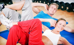 Fitness MD: Six-Week Fit Club Program with Workouts, Consultation, and More for 1 or 2 at Fitness MD (Up to 88% Off)