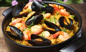 Mi Luna: Tapas for Lunch or Dinner at Mi Luna (Up to 41% Off). Four Options Available.