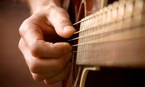 Autry Music Institute: $25 for Two Music Lessons at Autry Music