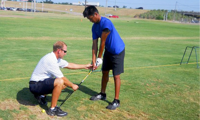 Pete Lockwood Golf Instruction - Broadmoor, Anderson Island, Shreve Isle: Two or Four Private 45-Minute Golf Lessons from Pete Lockwood Golf Instruction (Up to 53% Off)
