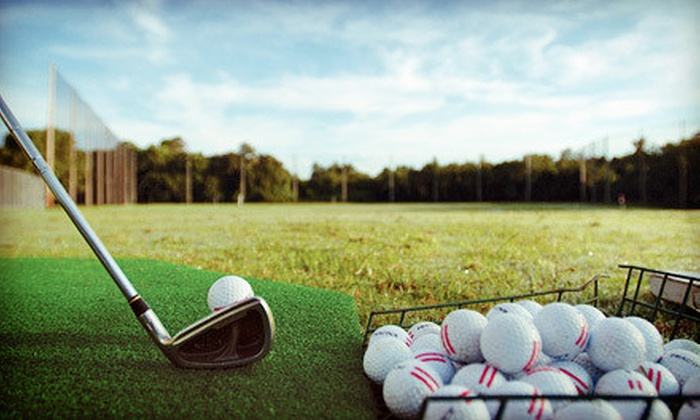 Chicago Players Club in Grayslake - Gages Lake: Three or Five Groupons, Each Good for One XL Bucket of Range Balls at Chicago Players Club in Grayslake (Half Off)